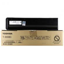 东芝(TOSHIBA) PS-ZT3008 东芝原装墨粉盒适用2508300835084508 东芝 T-3008C原装墨粉盒耗材