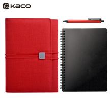 KACO ALIO爱乐商务笔记本套装  红色
