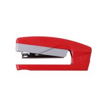 美克司(MAX)中缝订书机 多功能学生用作业本试卷手工可旋转头订书器20页 HD-10V 粉红色
