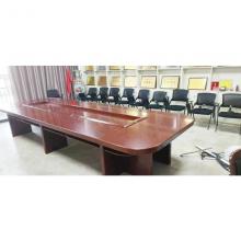 昊丰4.5米油漆会议桌HF-20576