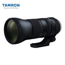 腾龙(Tamron)A022 SP150-600mm F/5-6.3 Di VC USD G2防抖 打鸟远摄体育摄月超长焦镜头(佳能单反卡口)