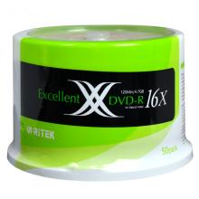 铼德(RITEK) 蓝光可打印 BD-R 1-6速50G 空白光盘/光碟/刻录盘/大容量 桶装50片