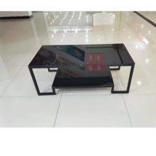 1.2米玻璃茶几HF-1205
