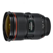 佳能(Canon)EF 24-70mm f/2.8L II USM 单反镜头 变焦镜头(含擦镜纸+国产UV镜)