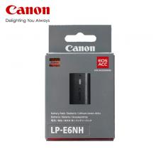 佳能(Canon)LP-E6NH电池新款大容量 EOS R5/R6电池 5D4/3/6D2/90D LE-E6NH+E6E(一电一充套装)