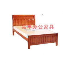 昊丰实木低箱床HF-20574