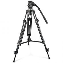 伟峰(WEIFENG)摄像机三脚架  铝合金材质 WF-717