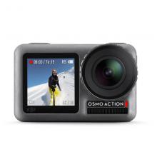 DJI 大疆运动相机  4k高清摄像机  大疆osmo action 灵眸相机 全能套装