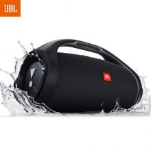 JBL 便携式蓝牙音箱 BOOMBOX2 黑色
