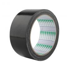 赛拓(SANTO)强力布基胶带 黑色 45mm*15y(13.7米)黑色 1卷装   7008