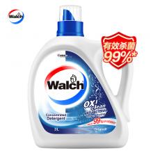 威露士抗菌有氧洗衣液原味3L 杀菌率达99%