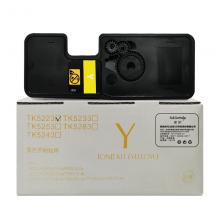 盈佳YJ KY-TK5223黄粉(带芯片)-1.2K 适用于:京瓷Kyocera ECOSYS P5021cdn/P5021cdW