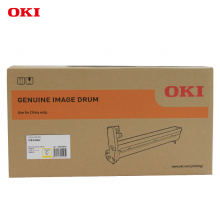 OKI C833DNL  原装打印机黄色硒鼓30000页原厂耗材货号46438009