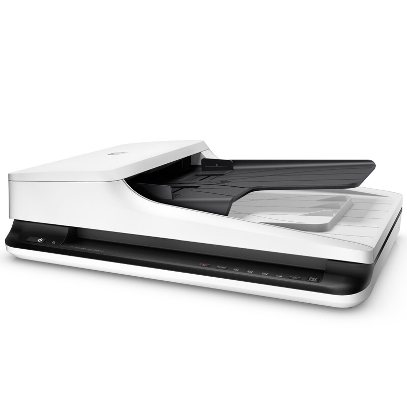 惠普(HP)ScanJet Pro 2500 f1 平板+馈纸式扫描仪