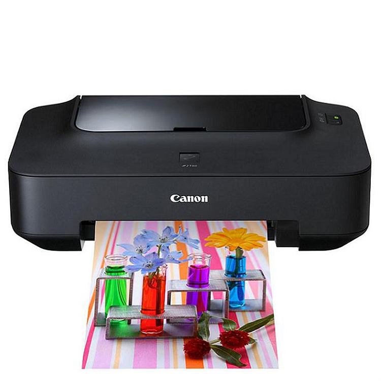 佳能 iP2780 彩色喷墨打印机 445*250*130mm (单位:台) 黑色