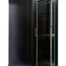 威龙 网络机柜带风扇带玻璃门加厚稳重