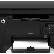 惠普HP LaserJet Pro MFP M126nw 激光多功能一体机