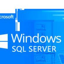 微软 SQLserver 数据库