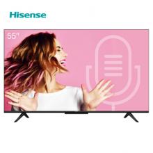 海信(Hisense)HZ55E3D-PRO 55英寸 AI声控 MEMC防抖无边全面屏 电视