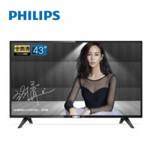飞利浦 (PHILIPS) 43PFF5282/T3 43英寸 全高清 LED智能电视
