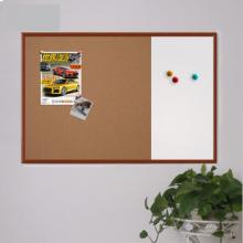 西景木框掛式白板60*90cm