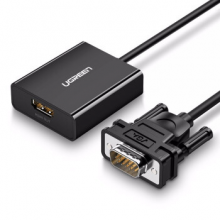 綠聯VGA轉HDMI轉換器60814