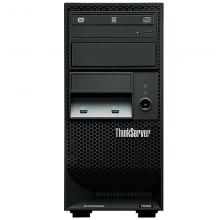 聯想(ThinkServer)塔式服務器 TS250 (I3-7100/4GB/1T SATA非熱插拔/DVD
