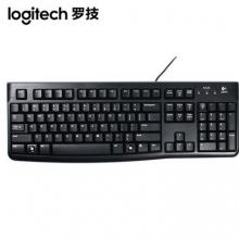 罗技有线键盘K120