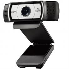 羅技 C930e 攝像頭 像素:1500w(單位:個) 黑色
