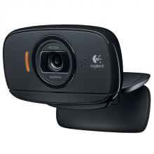 羅技 C525 攝像頭  像素:800w(單位:個) 黑色