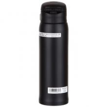 象印保温保冷杯 480ml不锈钢真空户外防漏弹盖直饮水杯子 SM-SA48-BA