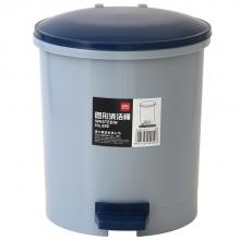 得力959圆形清洁桶 垃圾桶(混)(只)