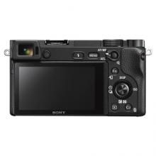 索尼(SONY)ILCE-6300 APS-C微单数码相机单机身 黑色