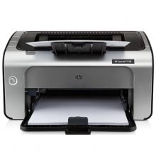 惠普HP LaserJet Pro P1108 黑白激光打印机