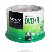 索尼 DVD+R 光盤 50片 16X