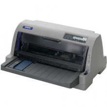 爱普生LQ-730KII 针式打印机 LQ-730K升级版 针式打印机(82列)