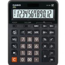 卡西欧(CASIO)GX-12B 商务计算器 超大型机 灰色 GX-120S升级款