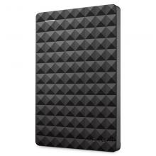 希捷(seagate)Expansion 新睿翼1TB USB3.0 2.5英寸移动硬盘经典黑(STEA1000400)