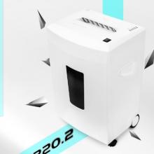 碎樂 E220.2 辦公電動靜音保密碎紙機 4*30mm