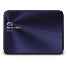 西部数据 WDBTYH0010BBA 移动硬盘 1TB